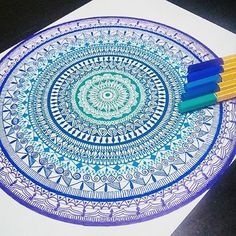 Mandala Art                                                                                                                                                                                 More