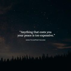 """Anything that costs"