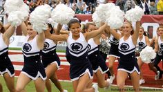 4 Things to Know About Football Cheerleading (in gifs)