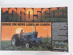 Ford Tractors, Ford Models, Farming, Movie Posters, Movies, Old Advertisements, Leaflets, Films, Film Poster