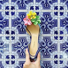 Flower Power | Giannico shoes SS17