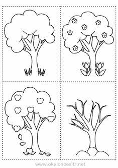 Mevsimler | OkulöncesiTR l Preschool