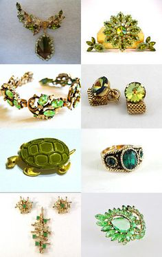 Green and Gold by Chris K on Etsy--Pinned with TreasuryPin.com