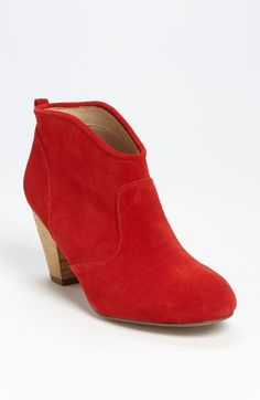 """red hot """"marks"""" bootie"""