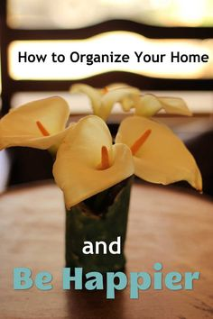 Do you want to organize your home and enjoy it more? Try one of these strategies to feel like you are the Queen, not the victim, of your circumstances.
