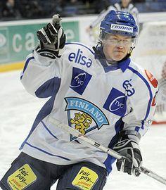 Petteri Nummelin, one of my favourite hockey players