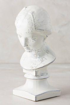 Gentlewoman Bust - anthropologie.com