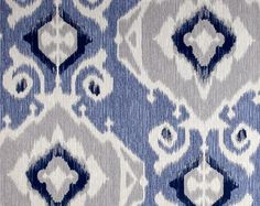 Delhi Yacht, Magnolia Home Fashions - Duck Cotton Upholstery Fabric By The Yard - ETSY