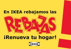 En IKEA República Dominicana / Página Oficial se volvieron locos con las rebajas y por eso decidieron bajar aún más los precios, ¡ven y llévatelo todo! en #sanjuanshoppingcenter #bavaro #puntacana