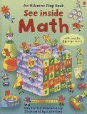 See Inside Math (Usborne Flap Book) - http://www.kidsusbornebooks.com/activity-books/see-inside-math-usborne-flap-book-5/ - #ActivityBooks