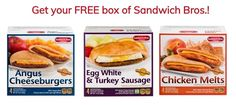 Free box of Sandwich Bros Products