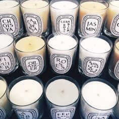 roses by diptyque = the best smelling candle