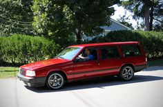 Volvo 740 Estate
