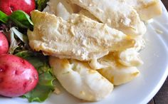 Lemon Dijon Fish / April Look What We're Making, Slow Cooker Recipe Fish In Crockpot, Slow Cooker Recipes, Crockpot Recipes, Crockpot Dishes, Clean Recipes, Fish Recipes, 17 Day Diet, Dinner Is Served, Lemon Chicken