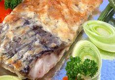 Wigilijny karp z piekarnika Karp, Polish Recipes, Lasagna, Seafood, Food And Drink, Cooking Recipes, Fish, Meat, Chicken