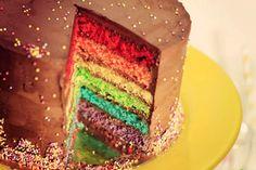 RAINBOW CAKES | LITTLE – Petits Gâteaux – Cupcakes Lyon – Salon de thé, Café