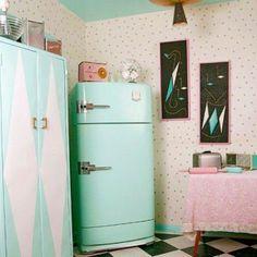 Fairy floss kitchen ideas