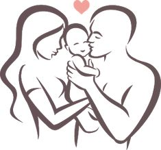 Mother Father And Baby Drawing Father Daughter Tattoos, Mom Dad Tattoos, Baby Tattoos, Mom Drawing, Family Drawing, Family Sketch, Baby Drawing Easy, Mother Father And Baby, Mother Art