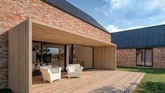 DzC 0150 Pergola, Gazebo, Gable Roof, Roof Architecture, Garden Studio, Modern Barn, Mountain Homes, House Roof, New Homes