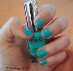 Candy and Style: Spring Nails: Mint Green
