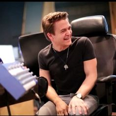 His face/laugh is the cutest thing ever!
