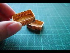 【MS.狂想】迷你籐籃-Miniature Rattan Basket - YouTube