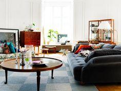 Love the sofa...love the table...