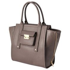 3.1 Phillip Lim for Target Tote with Gusset - Taupe