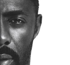 Oh we would look so cute together... Idris <3