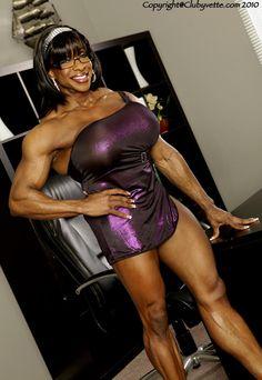 noir femelle muscle porno pantalon de yoga Teen noir