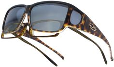 Orion Cheetah fitovers by Jonathan Paul® -- These over Rx sunglasses fit perfectly over any and all prescription glasses *as long as you have the right size* - So size yourself now and see which ones fit you: https://fitovers.com/size