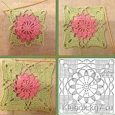 o mesmo padrão que estou fazendo uma echarpe... o efeito está nas combinações de cores . .
