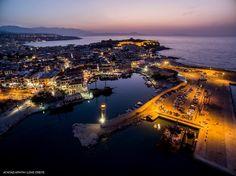 "168 Likes, 1 Comments - Paradise Of Crete ❤ (@ilovecrete_) on Instagram: ""Φάρος Ρεθύμνου καλό βραδυ σε όλους"""