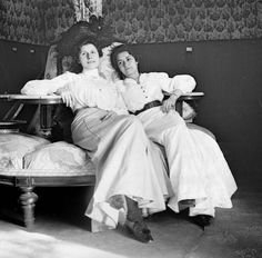 Thank god for besties. Tag your girl and let her know you love her.  Photo: Fortean, 1922