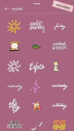 Ericandrd — #stories #instagram #gifsinstagram... Blog Instagram, Instagram Editing Apps, Instagram Emoji, Iphone Instagram, Creative Instagram Stories, Instagram And Snapchat, Instagram Story Template, Instagram Story Ideas, Instagram Quotes