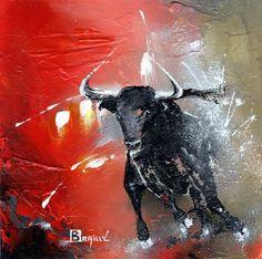 THEME CORRIDA - Album photos - karine BRAILLY (www.karinebrailly.com)...Artiste peintre Figurative et abstraite..