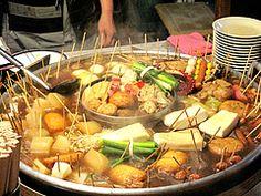 7料理:おでん@屋台・丸和前ラーメン・小倉・旦過市場