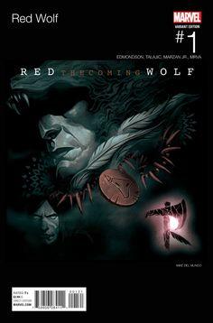 Red Wolf #1 (Method Man: Tical)