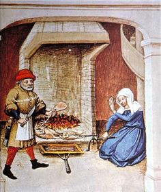 Things you've always wanted to know about medieval cooking…