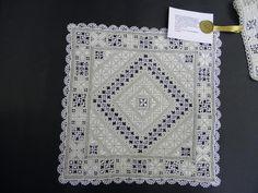 Lefkara Lace ~ Old Piece 2 ~ from D&A Lefkara Handicraft Centre