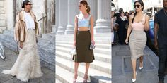 10 Shirt and Skirt Combos for Fall - Best Ways to Wear a Skirt for Fall