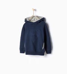 """Superman"" sweatshirt 19.95 ZARA"