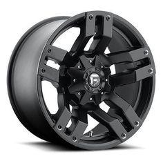 Fuel Offroad Wheels D515 20x9 Pump 6x1356x5.5 BD5.00 01 106.4 Matte Black