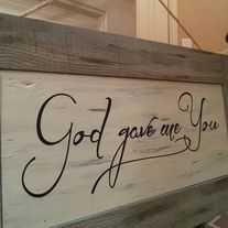 Please email us Colors or anything specific you'd like on your 	sign . Or let us do a custom saying for you. Contact us at TheOldHomesteadCo@gmail.com or find us on Facebook www.facebook.com/TheOldHomesteadCo