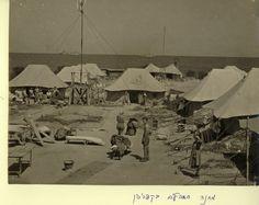 גרעין 1 במאי במחנה מאסר בקפריסין  1946