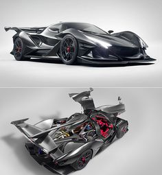 Apollo Intensa Emozione Takes Hypercars to the Next Level Does 0-60 in 2.7-Seconds