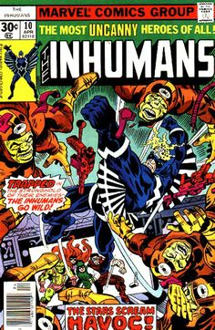 Cry havoc, and let loose the stars of war! If I recall right, the first Inhumans were mutated by Terrigen Mist as a practical joke by the Kree alien race. They're back for another Kree summer because Arab spring has turned into a downfall.