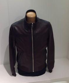 Prada #leather #jacket #FolliFollie #collection