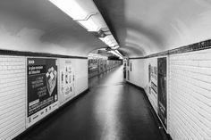 Metro Paris, Parijs, Paris, zwart-witfotografie, zwart-wit, B&W, France, metro, gerritdevinckfotografie, gerritdevinck,