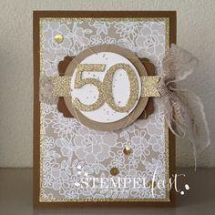 STAMP FESTIVAL: A gold wedding!